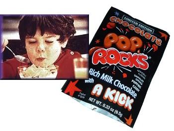 Mikey Pop Rocks and Coke Myth